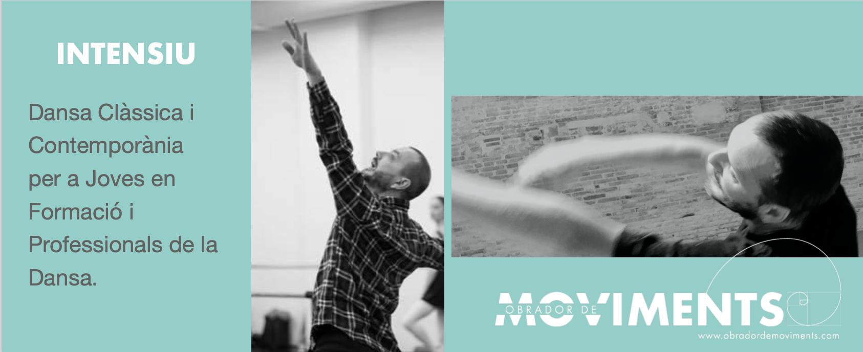 Intensiu dansa clàssica Barcelona | Obrador de Moviments