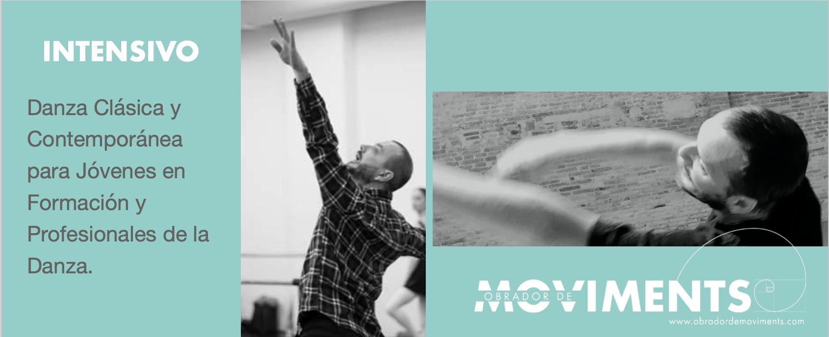 Intensivo danza clásica Barcelona | Obrador de Moviments