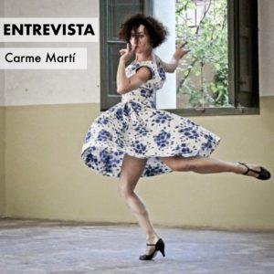 Carme Martí, professora de dansa clàssica | Obrador de Moviments