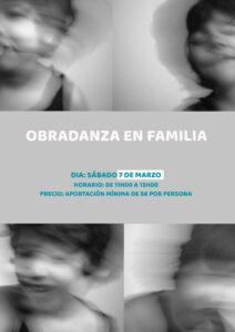 Dansa en família | Obrador de Moviments