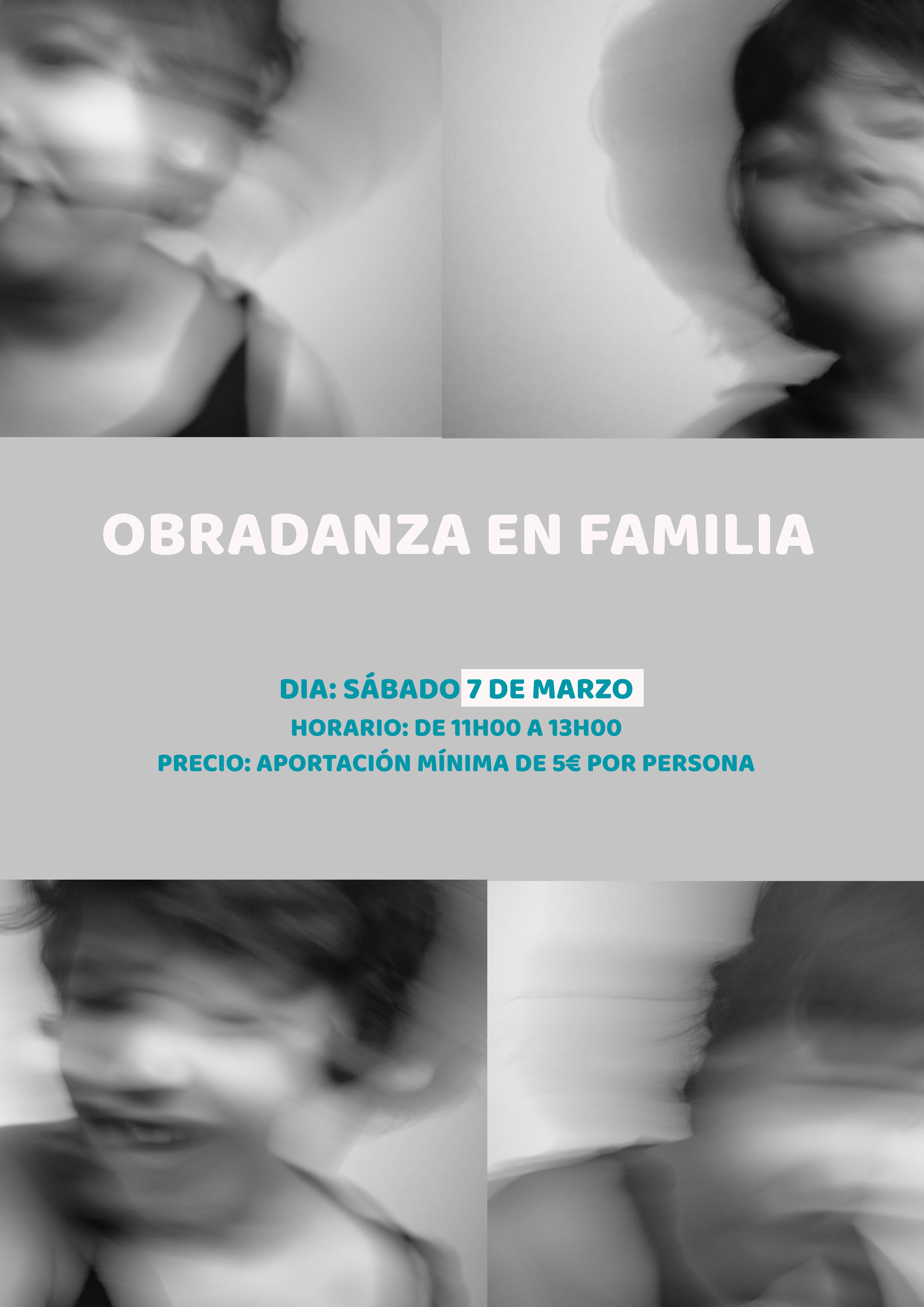 Dansa En Família | Danza En Familia | Obrador De Moviments 2