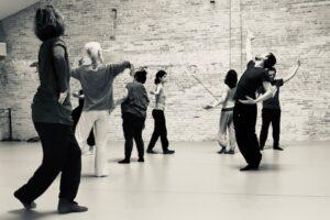 Feldenkrais Dance Barcelona | Obrador de Moviments