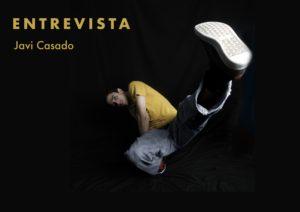 Javi Casado, professor de danses urbanes | Obrador de Moviments