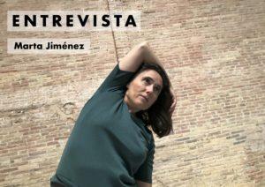 Foto entrevista Marta