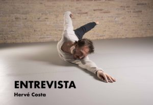 Hervé Costa, professor de dansa contemporània | Obrador de Moviments
