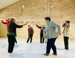 Dance for Over 60s