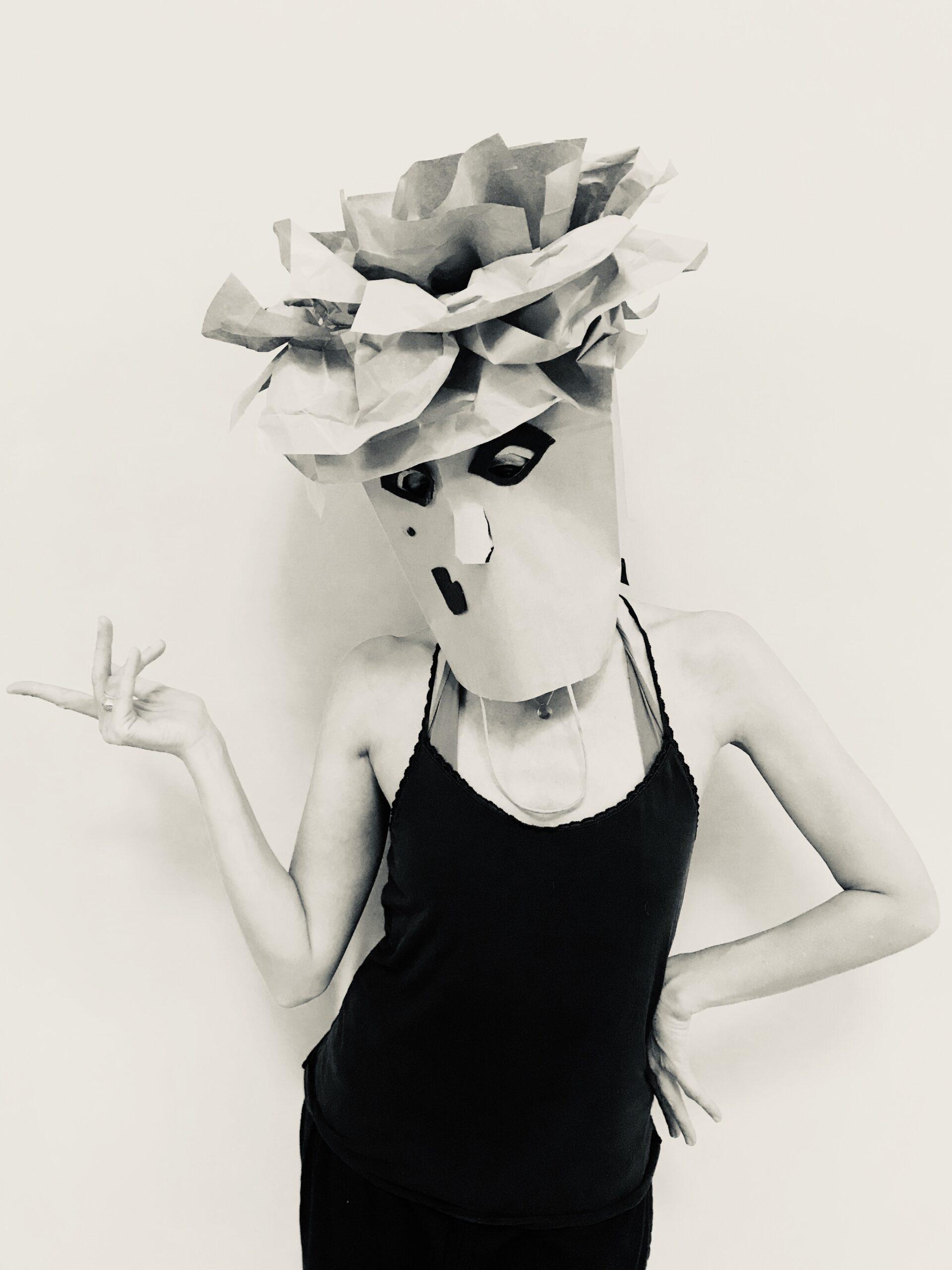 Máscara Casal Dansa