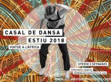 Casal De Dansa · Estiu 2018
