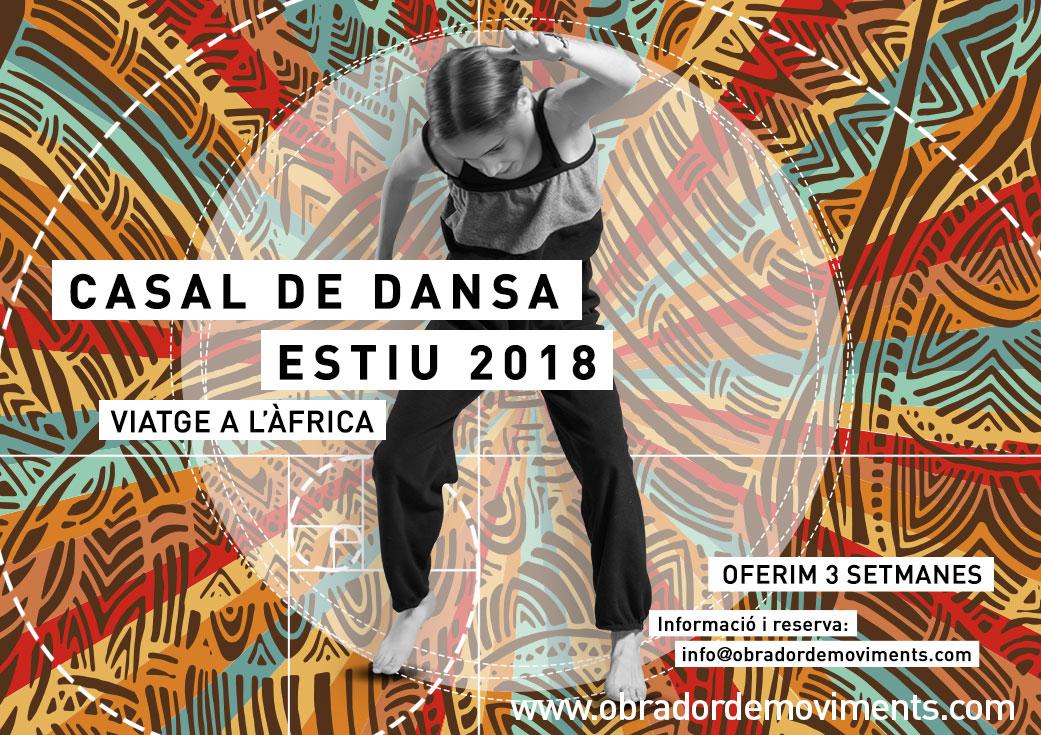 Casal Estiu Barcelona | Obrador De Moviments