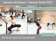 Intensivo De Danza   Semana Santa 2021