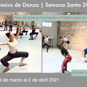 Intensivo De Danza | Semana Santa 2021