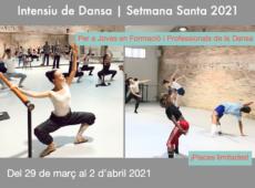 Intensiu De Dansa | Setmana Santa 2021