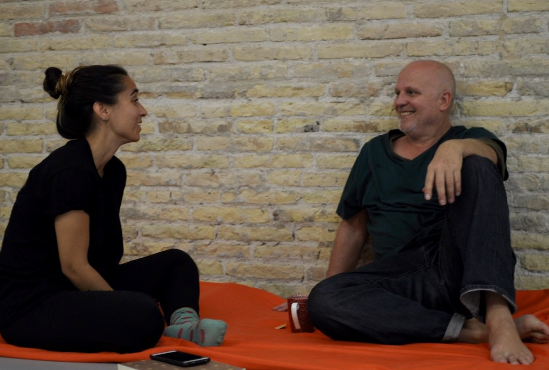 Entrevista A Thomas Kampe | Obrador De Moviments