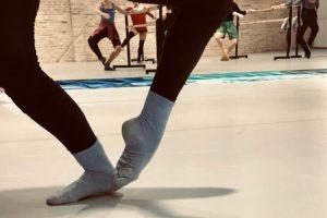 Entrenament dansa clàssica professionals   Obrador de Moviments