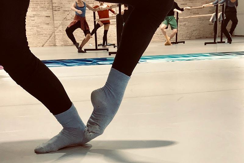 Entrenament Dansa Clàssica