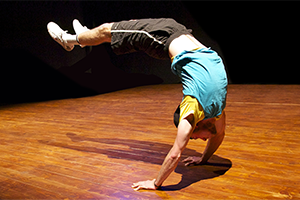 Acrobatic dance | Obrador de Moviments Barcelona