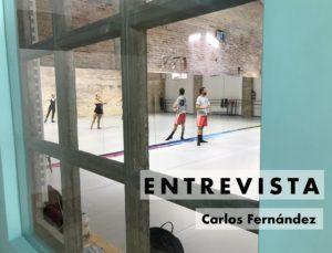 Carlos Fernández, professor de dansa clàssica | Obrador de Moviments